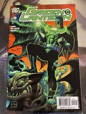green lantern 9 EVS 1:25 variant Batman with GL ring on the cover.