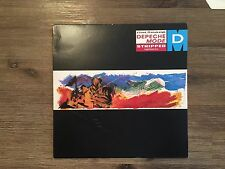 """Depeche Mode – Stripped (Highland Mix) EMBOSSED EP 12"""" Mute – 12 BONG 10"""