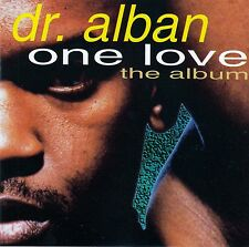 DR. ALBAN : ONE LOVE - THE ALBUM / CD (BMG ARIOLA MÜNCHEN 1992)
