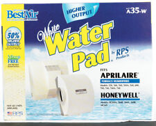 BestAir A35w Replacement White Water Pad For Aprilaire and Honeywell Humidifier