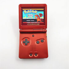 Nintendo Game Boy Advance GBA SP Red Famicom System AGS 101 Brighter MINT NEW