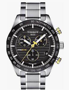 TISSOT MENS T-SPORT PRS 516 WATCH - T1004171105100. T100.417.16.051.00