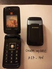 TELEPHONE PORTABLE FACTICE Neuf / dummy phone N°A27-14N : SAGEM my202C