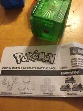 Pokemon Pop N Battle Ultimate Battle Pack T2