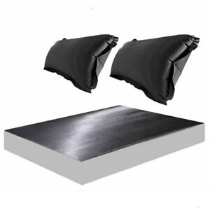 Milsleep Make Love Couple PVC Waterproof Bed Sheet US Full//Queen Size