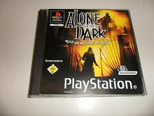 PlayStation 1 PSX ps1 Alone in the Dark: the New Nightmare