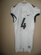 PURDUE BOILERMAKERS  GAME USED FOOTBALL JERSEY ALL SEWN
