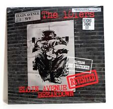 JOE STRUMMER 101ers Elgin Avenue Breakdown RED COLOR VINYL 2xLP Sealed RSD Clash