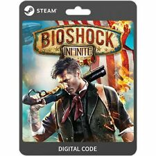 Bioshock Infinite Steam PC Global Digital Key   QUICK SEND!