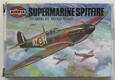 Airfix 1/72 61065-2 Supermarine Spitfire Mk.1 c1978 Complete Model Kit   (B14)