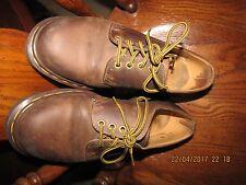 Doc Martens Shoes, Brown, Nubuck,  EUC Sz. 6