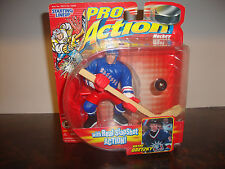Starting Lineup-Pro Action-Wayne Gretzky-With Puck-Factory Sealed-1998