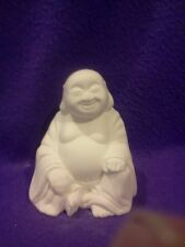 """Ceramic bisque Duncan Budha 6"""" ready to paint"""