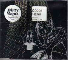 Dirty Vegas- Days go by cd maxi single
