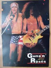 POSTER  *Guns N'Roses / Dr. Alban