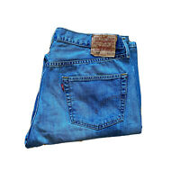 LEVI'S STRAUSS & CO 501 Straight Regular Jeans Size W38 L34