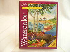 Watercolor Painting : A Complete Painting Kit for Beginners by William F....