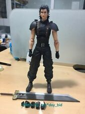 100% Original Square Enix Final Fantasy VII Play Arts Zack Fair Figure NO BOX