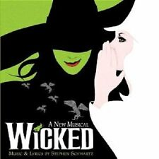 WICKED (BROADWAYS MUSICAL) CD NEUWARE!