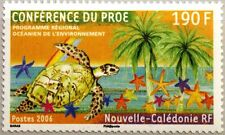 NEW CALEDONIA NEUKALEDONIEN 2006 1403 1000 PROE Umweltschutz Schildkröte MNH