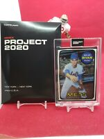 2020 Topps MMXX Project New York Mets Nolan Ryan 💎💎