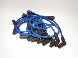 Ignition Wire Set Fits Ford Mustang Thunderbird & Crown Victoria TEC Performance