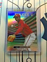 Didi Gregorius 2013 Topps Finest REFRACTOR # 45 Diamondbacks Yankees RC Rookie