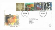 Workers Tale First Day Cover 2000