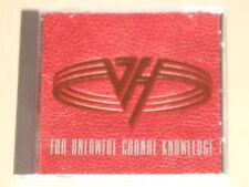 VAN HALEN -For Unlawful Carnal Knowledge- CD