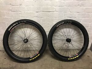 """Stans ZTR Flow 26"""" Wheelset With Hope Pro 2 Hubs"""