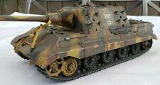 Rare Forces of Valor Diecast 1/32 WW2 German Jagdtiger, #80078