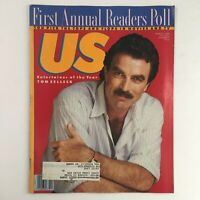 US Magazine Vol 3 #71 March 7 1988 Tom Selleck is Entertainer of the Year