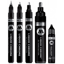 Molotow Liquid Chrome Bundle