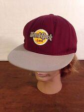 Men's Acrylic Wool Blend Hard Rock Cafe Orlando Hip Hop Snapback Cap Hat