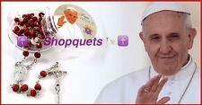 Pope Francis Rosary Miracle& Pope Prayer Blessed Prof
