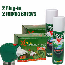 Jungle Formula Mosquito & Insect Repellent Protection 1 Areosol up to 10 Hours