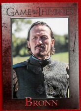 GAME OF THRONES - Season 5 - Card #37 - BRONN - Rittenhouse 2016