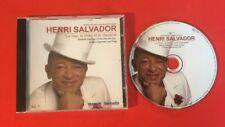 HENRI SALVADOR ANTHOLOGIE CHANSON VOL 1 LE LOUP MALADIE D'AMOUR TRÈS BON ÉTAT CD