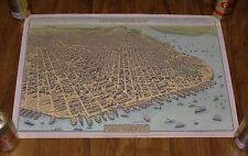 SAN FRANCISCO THE EXPOSITION CITY POSTER (1968 First Savings & Loan Association)
