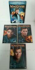 DVD BOX SET - MacGyver The Complete Second Season Region 1 NTSC Paramount DVD