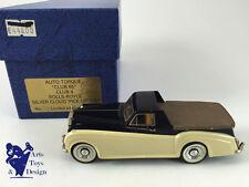 1/43 AUTO TORQUE NO TOP MARQUES ROLLS ROYCE SILVER CLOUD PICK UP 1957