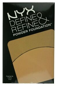 NYX Professional Makeup Define & Refine Powder Foundation DRPF04 Beige