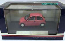 1/43 HI STORY HS011PI MAZDA AUTOZAM CAROL PINK scale model car KYOSHO SIZE