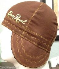 Maple Brown Crown Royal FR Welding Caps Made in U.S.A. IBEW, Welder