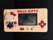 Hello Kitty Tomy Game Watch Electronics Rare