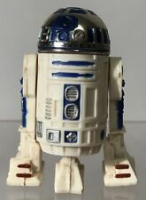 "Star Wars POTF R2-D2 Droid 3.75"" Figure 1995 Vtg Rare Light Pipe Eye Port Wear"