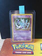 Mewtwo Black Star Promo 12 EX/NM Condition Pokemon Card