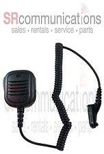 Speaker mic Motorola MOTOTRBO XPR6300 XPR6350 XPR6500 XPR6550 with 3.5mm audio