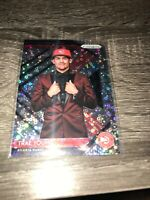 2017-18 Trae Young Panini Prizm disco Lottery refractor hawks rookie card Rc