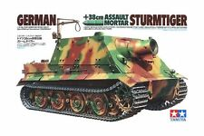 TAMIYA 35177 1/35 German 38cm Assault Mortar Sturmtiger